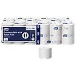 Papier toilette Tork T7 Advanced Midi Jumbo 2 épaisseurs 36 Rouleaux de 900 Feuilles