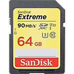 Carte mémoire SanDisk Extreme, SD, 64GB 64 go