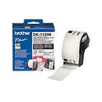 Étiquettes d'adresse Brother P Touch DK 11208 Blanc 38 x 90 mm 400 Unités