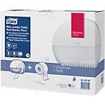 Ensemble distributeur de papier toilette et papier toilette Tork T2 Mini Jumbo Starterpack