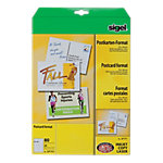 Cartes postales PC Sigel LP711 185 g