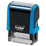 Tampon adresse Trodat Printy 4912 5 Lignes 1.8 x 4.8 cm Bleu