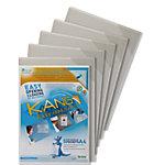 Pochettes de présentation magnétiques Tarifold 194690 Transparent A4 10 feuilles Chlorure de polyvinyle 21 x 0,7 x 29,7 cm 5 Unités