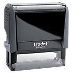 Tampon adresse Trodat Printy 4915 7 Lignes 2.5 x 7 cm Gris