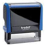 Tampon adresse Trodat Printy 4915 7 Lignes 2.5 x 7 cm Bleu