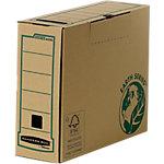 Boîte de classement Fellowes 4470201 A4 Brun Carton 10.3 x 31.9 x 25.4 cm 20 Unités