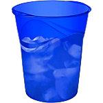 Corbeille à papier CEP Happy Bleu Polypropylène 30,5 x 29 x 33,4 cm