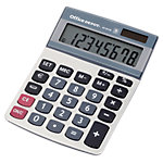 Calculatrice de bureau Office Depot AT 812E 8 chiffres Argenté