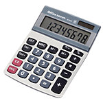 Calculatrice de bureau Office Depot AT 812T 8 chiffres argenté