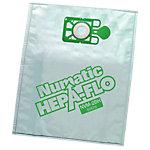 Sac pour aspirateur Numatic Hepa Flo 10 l 10 Unités