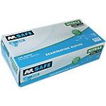 Gants M Safe 4520 Nitrile Taille XL Bleu 100 Unités