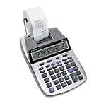 Calculatrice imprimante Canon P23 DTSII 12 chiffres gris