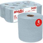 Essuie tout WYPALL L10 RCS 1 épaisseur 6 Rouleaux de 525 Feuilles