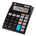 Calculatrice de bureau Triumph Adler TWEN J1010 10 chiffres Noir