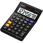 Calculatrice de bureau Casio MS 88TERII BK 8 chiffres noir