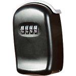 Armoire à clés Phoenix KS1 noir 1 crochets 65 x 35 x 100 mm