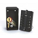 Armoire à clés Phoenix KS2 noir 1 crochets 62 x 58 x 115 mm