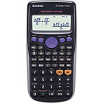 Calculatrice scientifique Casio FX 82 DE 12 chiffres Gris