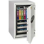 Coffre fort pour données Phoenix DS4621K Serrure à clé Blanc 690 x 720 x 1160 mm