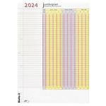 Biella Planificateur grand format Jumbo 2020