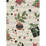 Papier cadeau de Noël Papyrus Serfaus 60 g