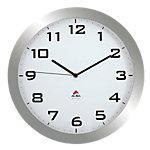 Horloge murale Alba Horissimo M 38 x 5.5 cm Argenté