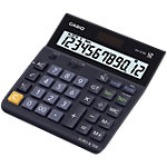 Calculatrice de bureau Casio DH 12TER 12 chiffres Bleu