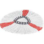 Tête de serpillère Vileda Easy Wring Blanc, rouge