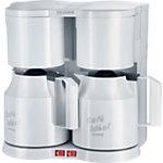 Machine à café SEVERIN KA527 1,6 l Blanc