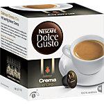 Capsules de café Nescafé Dolce Gusto Crema d'Oro 16 Unités de 7.5 g
