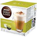 Capsules de café Nescafé Dolce Gusto Cappuccino 8 Unités de 25 g