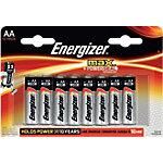 Max Piles Energizer AA AA 12 unités