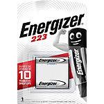Piles Energizer 223 CR P2 6V Lithium