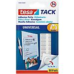 Pastilles de pâte à fixer tesa TACK Universal 59405 00000 00 80 Unités