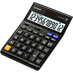 Calculatrice de bureau Casio DF 120TERII BK 12 chiffres noir