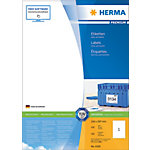 Étiquettes multifonction HERMA Premium 4428 Blanc A4 210 x 297 mm 100 Feuilles de 1 Étiquettes 4428 4428
