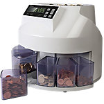 Compteur de pièces Safescan 1250 220 pièces de monnaie
