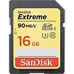 Carte mémoire SanDisk Extreme 16 Go