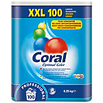 Lessive en poudre Coral Professional Optimal Color 6.25 kg