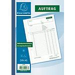 Formulaires de commandes Exacompta SD001 Blanc A5 40 feuilles