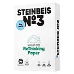 Papier copieur 100 % recyclé Steinbeis No.3 A3 80 g