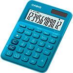 Calculatrice de bureau Casio MS 20UC BU 12 chiffres Bleu