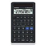 Calculatrice Casio FX 82 Solaire 12 chiffres noir