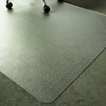 Tapis protège sol Office Depot Sol mou Rectangulaire Polycarbonate 120 x 90 cm
