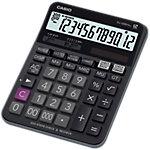 Calculatrice de bureau Casio DJ 120 D PLUS 12 chiffres Noir