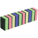 Éponges BETRA Polyester, fibre non tissée Assortiment 10 Unités
