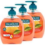 Savon pour les mains Palmolive Hygiene Plus Family 3 Unités de 300 ml