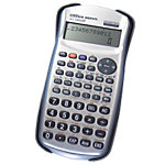 Calculatrice scientifique Ativa ATS4650P Noir