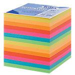 Recharge pour blocs cube Folia 90 x 90 mm Assortiment 700 Feuilles