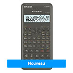 Calculatrice scientifique Casio FX 82MS 12 chiffres Noir